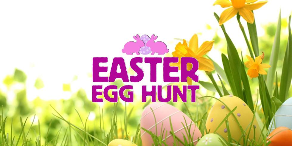 The FOMH Easter Egg Hunt