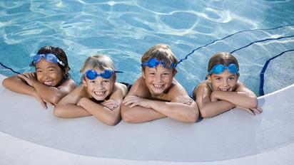 pool equipment - Fun in the Pool