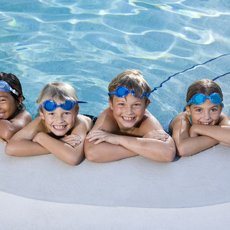 Back-to-School Swim Party