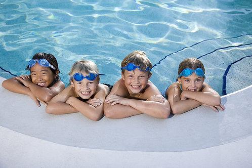 Spiel und Spass im Wasser