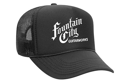 Fountain City Guitarworks - Hat