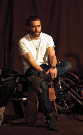 Jake Gyllenhaal / Man of the World