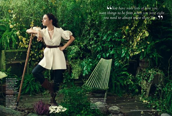 Jennifer Connelly / Glamour Magazine