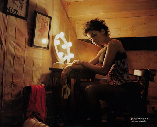 Rosario Dawson / V