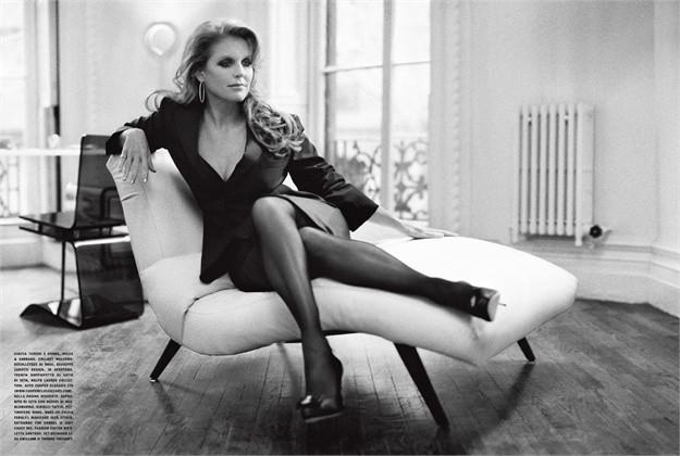 Sarah Ferguson / Italian Vogue