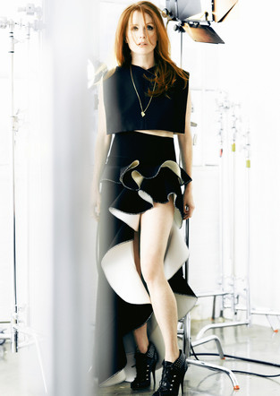 Julianne Moore / The Sunday Times