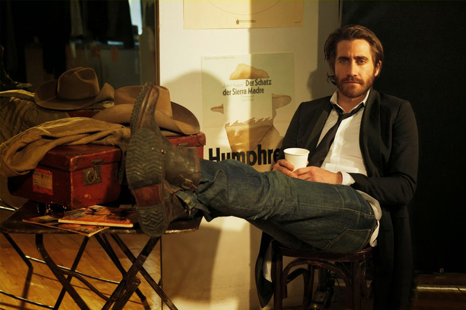 Jake Gyllenhaal / Man of the World
