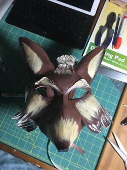 Land animal Mask 01