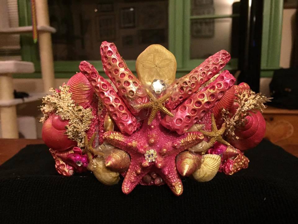 Mermaid Sisters Crown