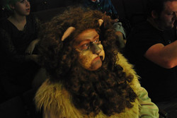 The Cowardly Lion 02