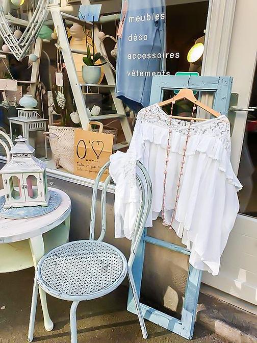 O'Coeur des rêves boutique habits femmes