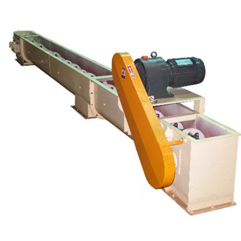 輸送設備 - 刮板式輸送機