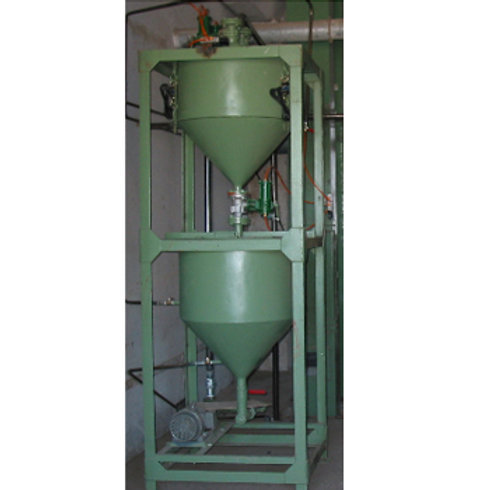 Fat Spray System  Fat Coater - Liquid Scale