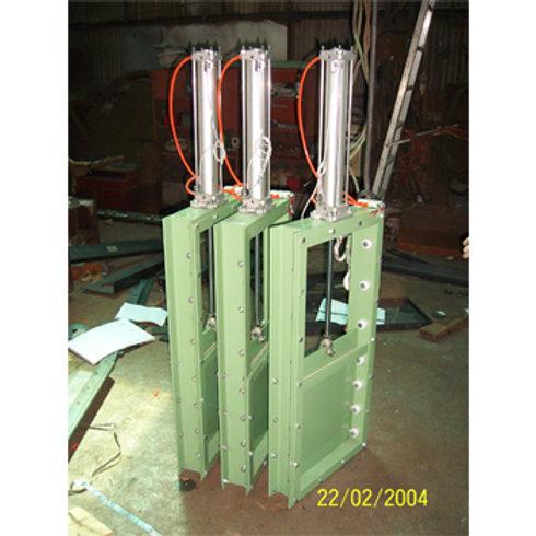 Gate / Distributor / Bin Discharger - Slide Gate