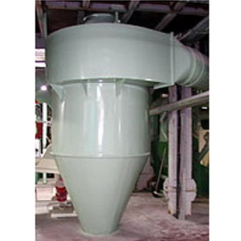 Fan/Dust Collector/Cyclone - Cyclone