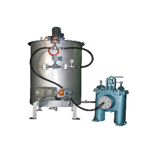 後噴油系統/覆油機 - 後噴系統