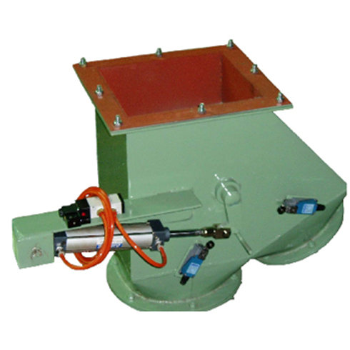 Gate / Distributor / Bin Discharger - Two Way Value