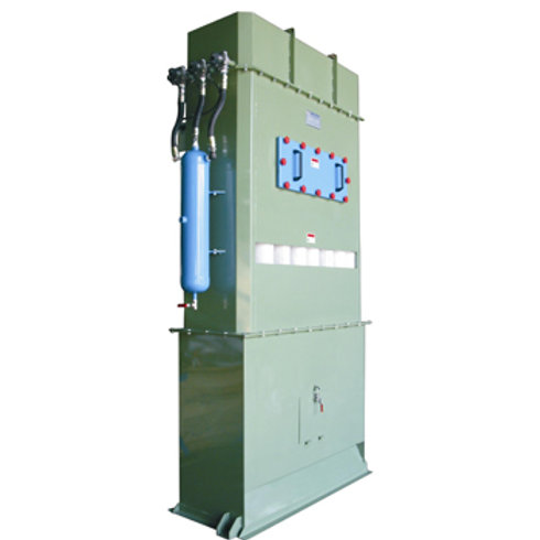 Fan/Dust Collector/Cyclone - Air Jet Filter for Intake Pit Aspiration