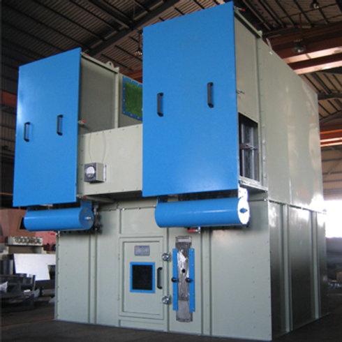 冷卻機 - 布管式翻動式冷卻機