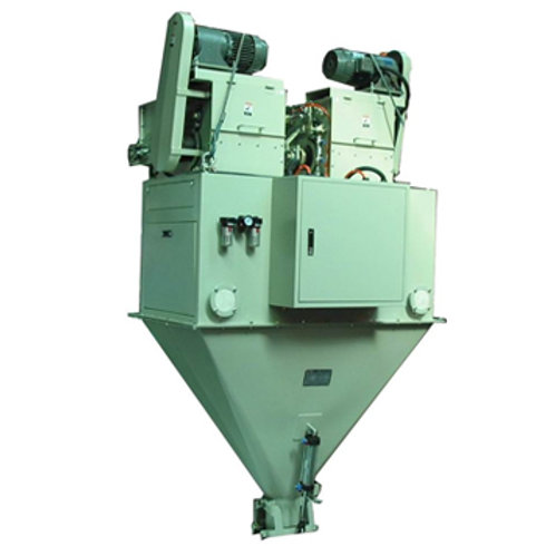 Bagging Scale - Double Weighing System Belt Feeder Type High Speed Automatic Sys