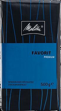 Melitta Favorit Premium (500g)