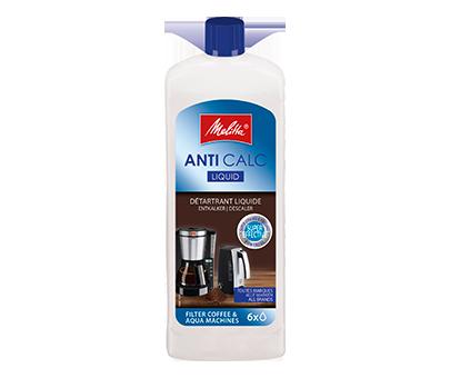 Melitta Anti Calc  Vloeibaar Koffiezet/Aqua