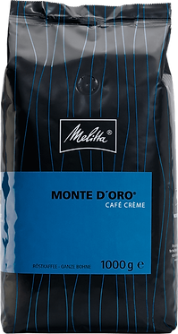Melitta Monte d'Oro Café Crème Mild (1kg)