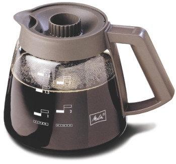 Glazen koffiekan (XT180 reeks)