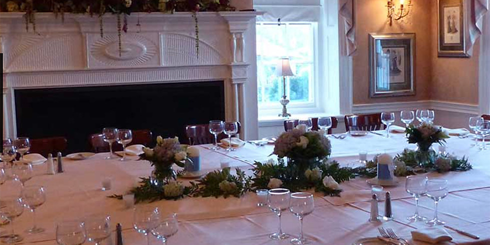 BCHS Annual Dinner - Stony Hill Inn