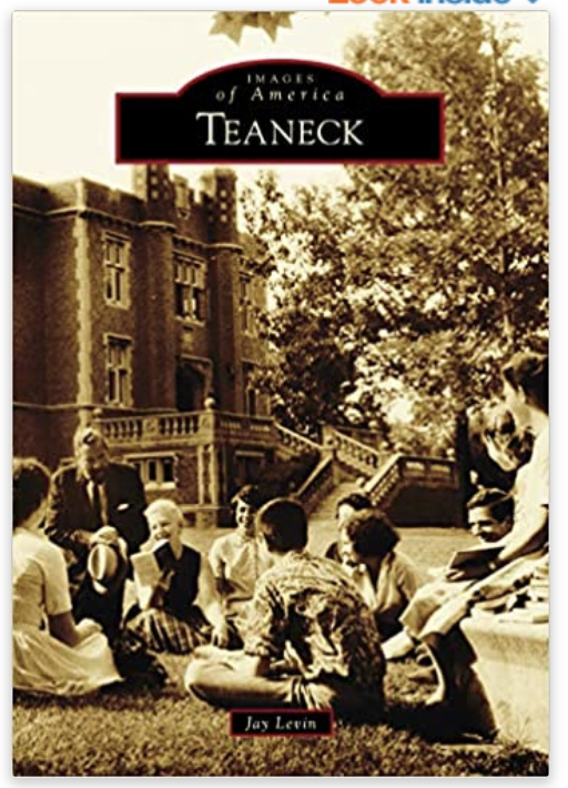 Lecture Series: History of Teaneck, by author Jay Levin