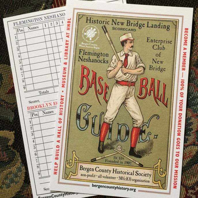 Vintage Baseball at Historic New Bridge Landing