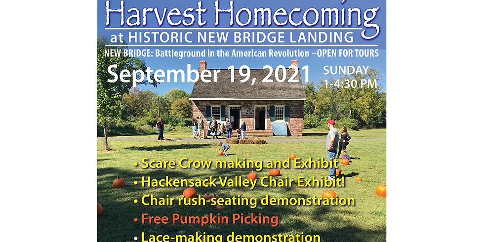 Harvest HomeComing in Bergen County