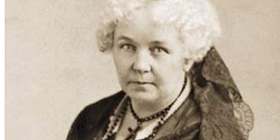 Elizabeth Cady Stanton & Historical Landmarks: A Virtual Road Trip