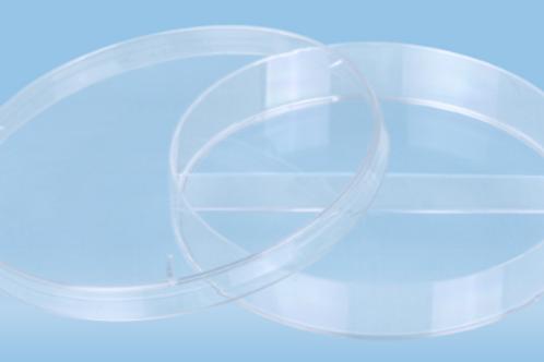 Caja Petri 92x16mm PS con división