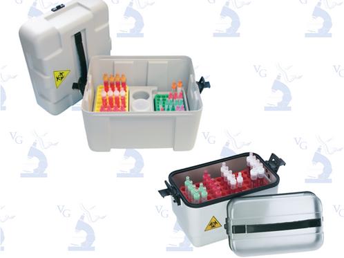 Transporte de muestras interno