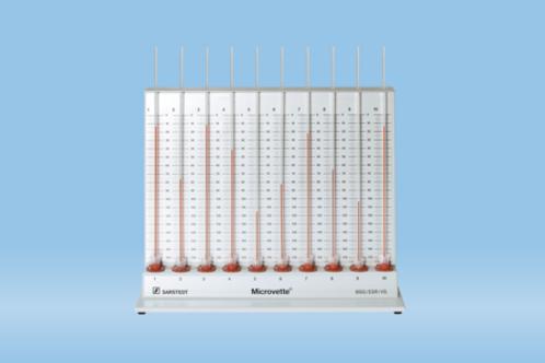 Gradilla de sedimentación Microvette® CB 200