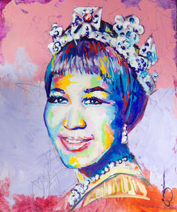 """""""QUEEN ARETHA (THE FIRST)"""""""