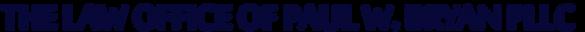 Paul W Brian Office Logo.png