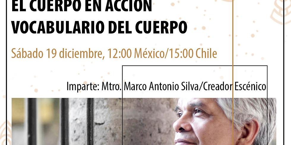 EL CUERPO EN ACCIÓN/VOCABULARIO DEL CUERPO