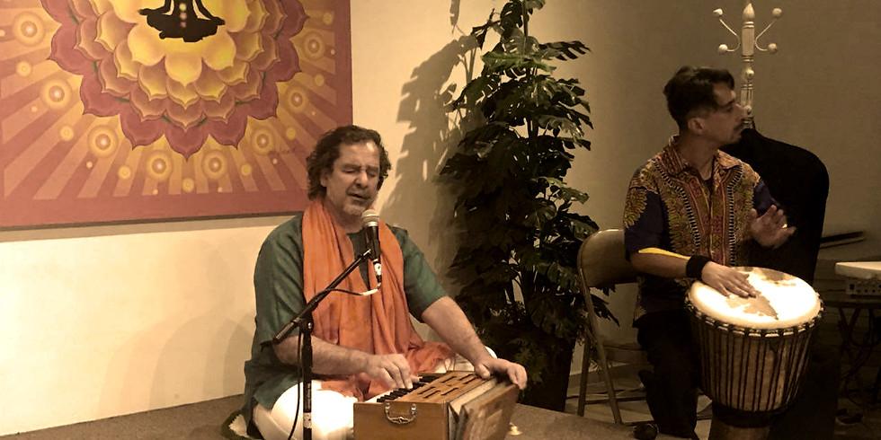 Mantras, Kirtan y meditación