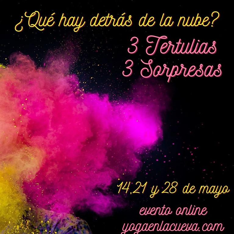 3 TERTULIAS - 3 SORPRESAS