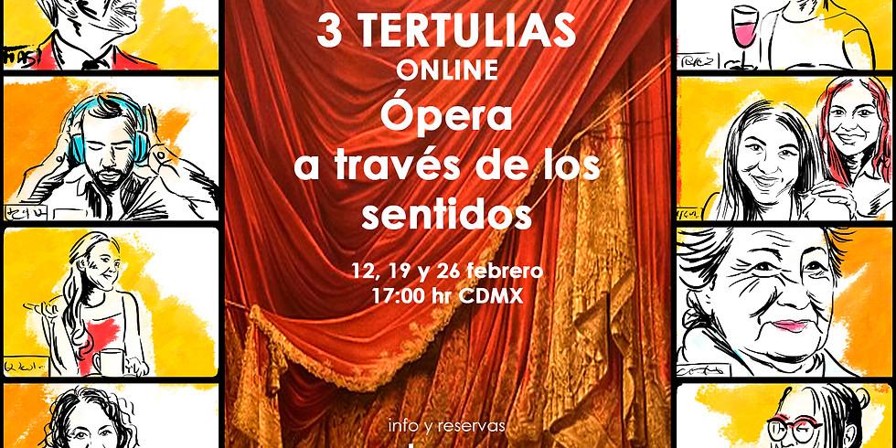 3 TERTULIAS