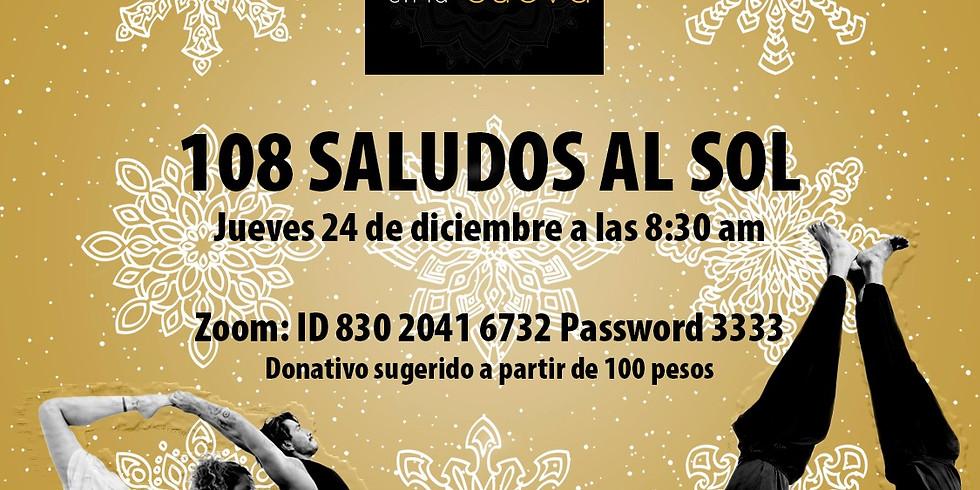 108 SALUDOS AL SOL