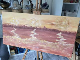 Peinture médiumnique