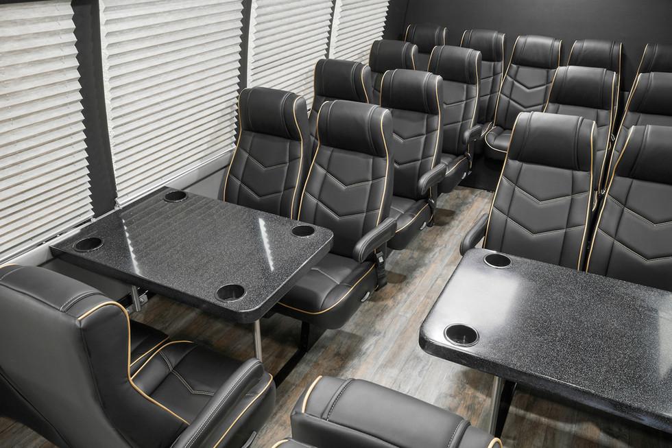 E450 Shuttle Bus