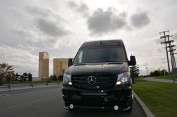 Sprinter Limo and Shuttle for sale.
