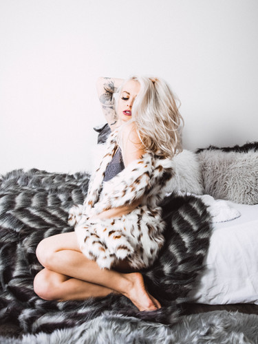 Boudoir photographer in Pittsburgh PA