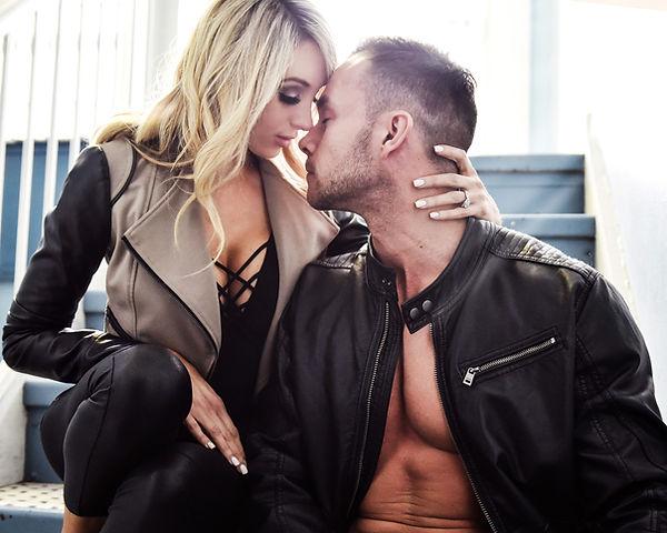 Couples Boudoir Photograher