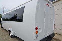 F550 Limo and Shuttle Bus for sale.
