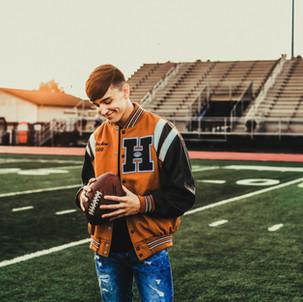 Senior Sports Photos